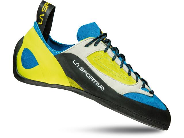 La Sportiva Finale Climbing Shoes Herre sulphur/blue